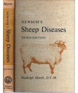 Newsom's Sheep Diseases : Third Edition - Hadleigh Marsh DVM -- Bacteia Virus  - $29.59