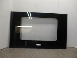 "WHIRLPOOL RANGE DOOR GLASS (SCRATCHES/LOGO) 29 3/4"" X 18 5/8"" PART# W101... - $85.00"