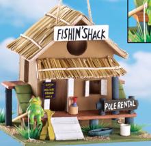 Fishing Shack Birdhouse - $22.75