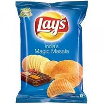 Lays Lay's India's Magic Masala 52 grams Pack 1.83 oz Potato Chips Wafer... - $4.49+