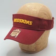 Washington Redskins NFL Football Reebok Visor Hat Cap Adjustable Strapback - £11.98 GBP