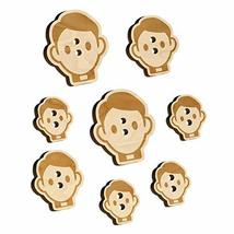 Occupation Father Priest Minister Icon Wood Buttons for Sewing Knitting ... - $9.99