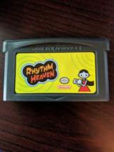 Rhythm Heaven English Custom Game Boy Advance GBA - $17.50