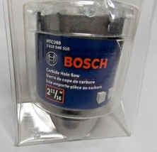 """Bosch HTC268 2-11/16"""" Carbide Hole Saw For Carbide Multi Materials Germany - $42.57"""