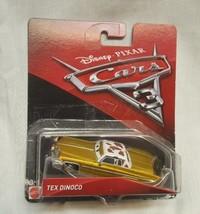 Disney Cars3 Dinoco Day Dream Series Tex Dinoco #2 Die Cast Car NEW Matt... - $6.75