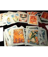 """THOTH TAROT DECK large 1983 """"GREENIE"""" complete Aleister Crowley occult rare - $143.54"""