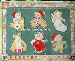 Cherished Teddies Ornaments 1993 Gift Tags  NIP - $19.75