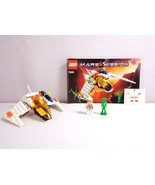 Lego Space Mars Mission MX-11 Astro Fighter (7695) Complete with 2 Minifigs - $34.60