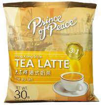 Prince Of Peace 3 In 1 Hong Kong Style Tea Latte (30 Sachets) - $24.75