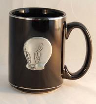Tweety Bird Coffee Mug Looney Tunes Warner Brothers 3D - $9.89