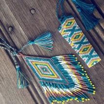 Go2hobo MIYUKI Bracelet Jewelry Sets Native American 2019 Women Delica Beads Boh - $20.13