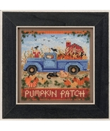Old Time Harvest 2017 Autumn Series Buttons and Beads cross stitch kit  ... - $12.60