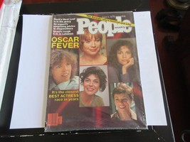 Oscar Fever , People Magazine ,4/3/78 ,Meat Loaf , Best Actress , Israel... - $19.80