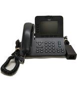 Cisco 4-Line Landline Office VOIP IP Telephone - PoE - CP-8945 Bin: 2 - $44.99