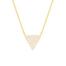 Bertha Sophia 18k YG Plated Necklace - $90.00