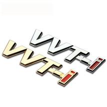 ?VVTI VVT-i Toyota Emblem refit metal sticker r... - $9.90