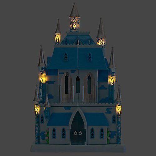 Disney Cinderella Castle Magical Play Set