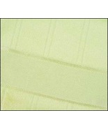Apple Green Elegance 16ct Fingertip Towel 12x18 100% cotton STS Crafts - $4.50