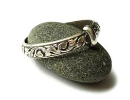 Thistle Wedding ring - Outlander - Solid Sterling .925 - Sporran key - a... - $58.00