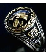 Roman ProConsul Men's Signet ring Sterling Silver - $95.00