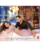 Prem Ratan Dhan Payo - Hindi Movie Audio CD -Salman Khan, Sonam Kpaoor -... - $7.91