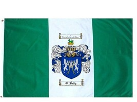 O'Kelly Coat of Arms Flag / Family Crest Flag - $29.99