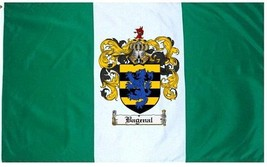 Bagenal Coat of Arms Flag / Family Crest Flag - $29.99