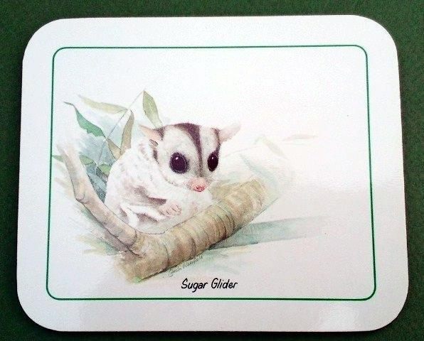 Jason Products Coasters Australian Animals Set of 6