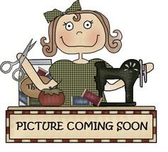 CLEARANCE BLANK #8 Fridge Art Magnet cross stitch chart Amy Bruecken Des... - $5.00