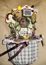 Berkeley Designs Musical Animated Brown Bear In... - $14.85