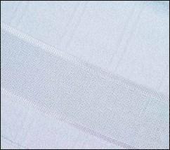 Light Blue Elegance 16ct Hand Towel 32x20 100% cotton STS Crafts - $8.00