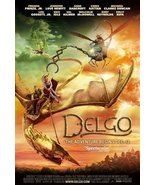 Delgo 27 x 40 Original Movie Poster 2008 - $14.95