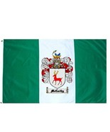 Mccarthy Coat of Arms Flag / Family Crest Flag - $29.99
