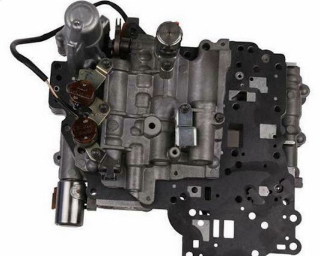 Toyota A541E Complete Valve Body With Solenoids 1994-UP Lifetime Warranty
