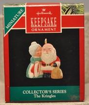 Hallmark - The Kringles - Series 2nd - Miniature Keepsake Ornament - $7.12