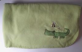 CIRCO Green Alligator Crocodile Baby Blanket Bee Fleece - $658,20 MXN