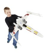 Star Wars Hero Series Electronic X Wing Fighter... - $79.15
