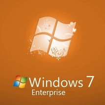 Genuine Windows 7 Enterprise 32/ 64Bit Full version + Lifetime Key NEW - $34.90