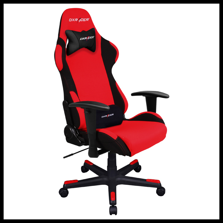 Dxracer fd01rn computer chair office chair sports chair for Chaise gamer pc