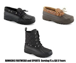 At you door in 1 to 3 days Womans Sperry Ducklings Snow and Rain   - $67.30+