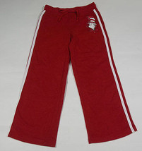 LIMITED TOO GIRLS SIZE 6 CAT IN THE HAT RED SWEAT PANTS DR SEUSS SWEATS ... - $12.61