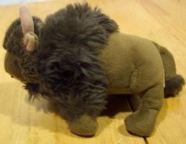 "Creature Comforts NICE BUFFALO 7"" Plush STUFFED ANIMAL Toy - $15.35"