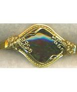 Bloodstone Gold Wire Wrap Bracelet 1 - $37.98