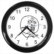 Angry Meme Wall Clocks - $17.41