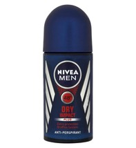 NIVEA MEN Dry Impact Anti-Perspirant Deodorant Roll-On 50ml - $6.64