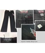 Lady Enyce Black Indigo Jeans NWT Size 30 Boot Cut  - $16.99