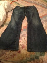 "Joe Joe's Wonens New Jeans Honey Bootcut 30"" Denim Blue - $46.75"