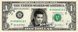 Prince Royce On Real Dollar Bill   Singer   Cash Money Bank Note Currency Bank - $5.55