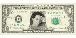 BENJAMIN BRATT - Actor - on REAL Dollar Bill - Cash Money Bank Note Curr... - $4.44