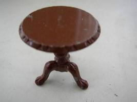 1980 Mattel Inc.  Metal Flip Top Table -Dollhouse Miniature - $9.44